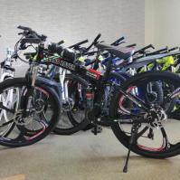 Велосипеды на литых дисках, фетбайки