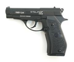 Пневматический пистолет Stalker S84 (Beretta) ST-11051M