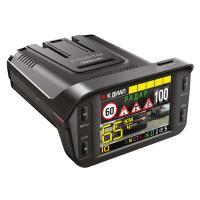 Антирадар\видерегистратор  радар-детектор  INSPECTOR BARRACUDA  Full HD GPS