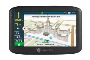 Навигатор NAVITEL MS500 карты Россия